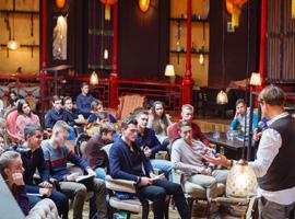 Цикл встреч для старшеклассников и студентов ВУЗов — Личный пример